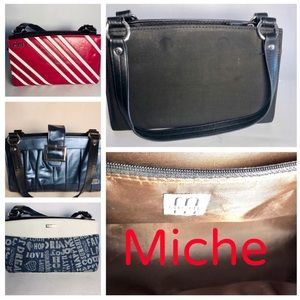 Miche Handbag with 4 shells
